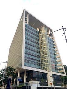 COMMERCIAL OFFICE BUILDING FOR SURUHANJAYA PILIHANRAYA MALAYSIA (SPR) PARCEL 2C10