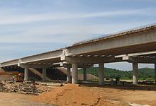 PROJEK LEBUHRAYA PANTAI TIMUR FASA 2 – SEMPADAN PAHANG KE KUALA TERENGGANU (BRIDGE PACKAGES)