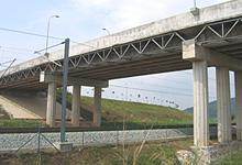BRIDGE 1 OVER ERL, PRESINT 20 & BRIDGE 3 OVER ERL, PRECINT 5, PUTRAJAYA