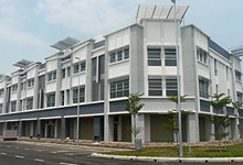 KEMUNING UTAMA, SHOP OFFICE