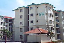 BANDAR TASIK PUTERI, RAWANG - 5-Storey Medium Cost Apartment