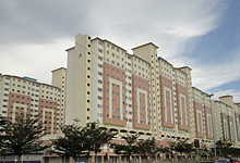SURIA KINRARA SERVICED APARTMENT